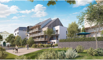 Angers programme immobilier neuve « L'Aumônerie »
