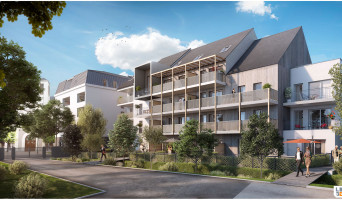 Angers programme immobilier neuve « L'Aumônerie »  (2)