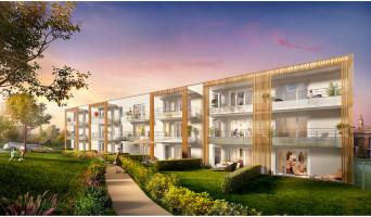 Lens programme immobilier neuve « Les Terrasses de Montgré »