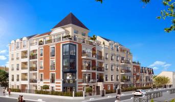 Le Blanc-Mesnil programme immobilier neuve « Villa d'Alembert »