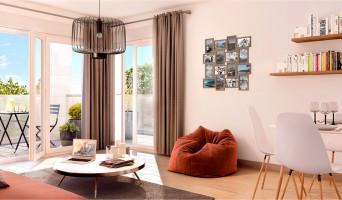 Le Blanc-Mesnil programme immobilier neuve « Villa d'Alembert »  (2)