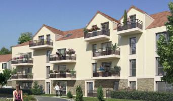 Vert-le-Grand programme immobilier neuve « La Clé des Champs »