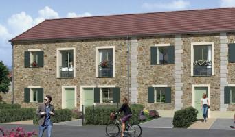 Vert-le-Grand programme immobilier neuve « La Clé des Champs »  (2)
