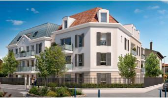 Villemomble programme immobilier neuve « Villa Castille »