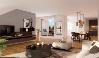 Villemomble programme immobilier neuve « Villa Castille »  (3)