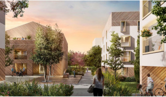 Couëron programme immobilier neuve « Programme immobilier n°215071 »