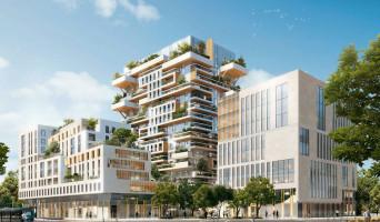 Bordeaux programme immobilier neuve « Hypérion » en Loi Pinel