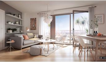 Bordeaux programme immobilier neuve « Hypérion » en Loi Pinel  (3)