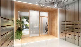 Bordeaux programme immobilier neuve « Hypérion » en Loi Pinel  (4)