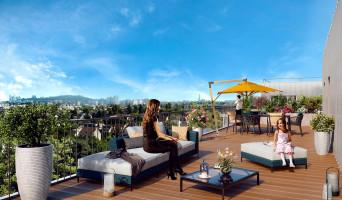 Rueil-Malmaison programme immobilier rénové « Ô Domaine » en loi pinel