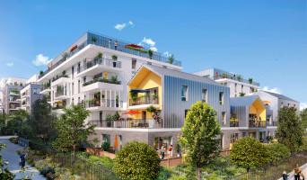 Rueil-Malmaison programme immobilier neuve « Ô Domaine » en Loi Pinel  (2)