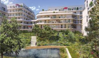 Rueil-Malmaison programme immobilier neuve « Ô Domaine » en Loi Pinel  (5)