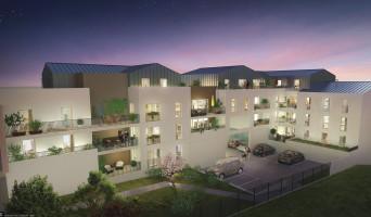 Saint-Herblain programme immobilier neuve « New Corner »  (2)