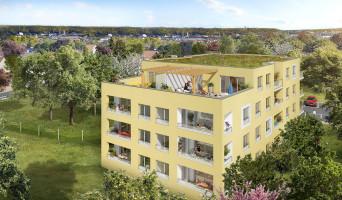 Petit-Couronne programme immobilier neuve « Aquarelle »