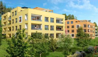 Petit-Couronne programme immobilier neuve « Aquarelle »  (2)