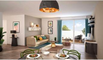 Petit-Couronne programme immobilier neuve « Aquarelle »  (3)