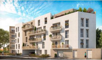 Aytré programme immobilier neuve « Blanc Pavois »