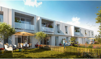 Aytré programme immobilier neuve « Blanc Pavois »  (2)