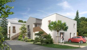 Saint-Nazaire programme immobilier neuve « Carré Fleury »