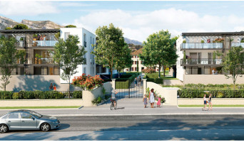 Roquevaire programme immobilier neuve « Programme immobilier n°215084 »  (2)