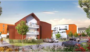 Saint-Jean-de-Braye programme immobilier neuve « Emergence » en Loi Pinel  (2)