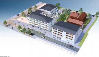 Saint-Jean-de-Braye programme immobilier neuve « Emergence » en Loi Pinel  (3)