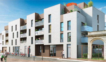 Lille programme immobilier neuve « 104 Faubourg »  (2)