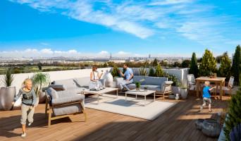 Garches programme immobilier rénové « Villa Temporel » en loi pinel