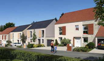 Guyancourt programme immobilier neuve « Evidence »