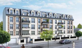 Gagny programme immobilier neuve « Carré Mansart »