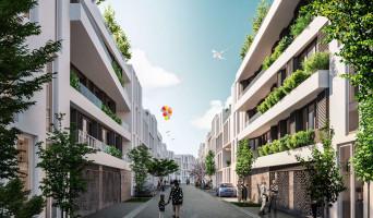 Bordeaux programme immobilier rénové « Be Chartrons » en loi pinel