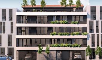 Bordeaux programme immobilier neuve « Be Chartrons » en Loi Pinel  (2)