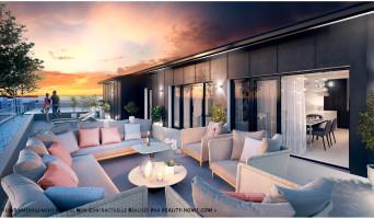 Bordeaux programme immobilier neuve « Be Chartrons » en Loi Pinel  (3)