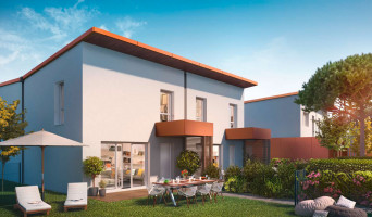 Bassens programme immobilier neuve « Les Villas Caudaly »  (3)