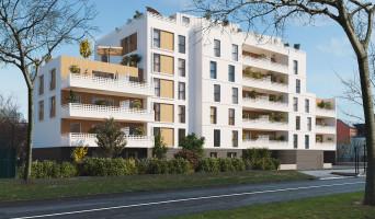 Lognes programme immobilier neuve « Villa Pix'iel »
