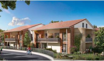 Toulouse programme immobilier neuve « Le Val'Oriane »