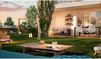 Toulouse programme immobilier neuve « Le Val'Oriane »  (2)