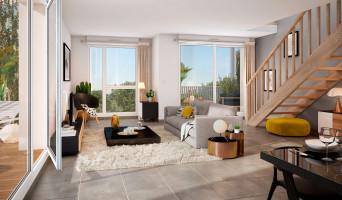 Toulouse programme immobilier neuve « Le Val'Oriane »  (3)