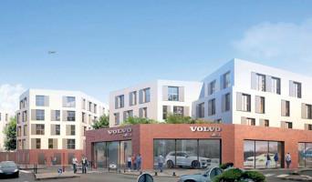 Gonesse programme immobilier neuve « City Park » en Loi Pinel  (5)