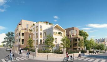 Enghien-les-Bains programme immobilier neuve « L'éclat »  (2)