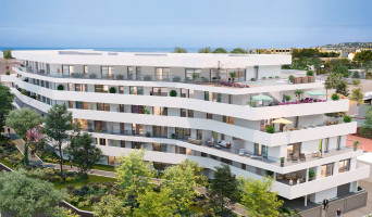 Marseille programme immobilier neuve « White & Sea »  (4)