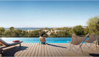 Marseille programme immobilier rénové « Art'Chipel » en loi pinel