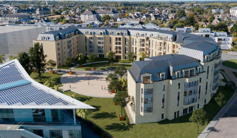 Dinard programme immobilier neuve « Newquay »