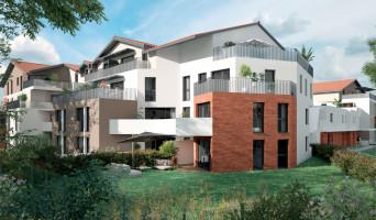 Saint-Orens-de-Gameville programme immobilier neuve « Origin' » en Loi Pinel  (2)