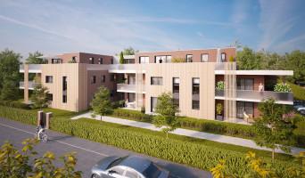 Mont-Saint-Aignan programme immobilier neuve « Les Terrasses du Golf » en Loi Pinel