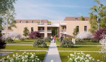 Mont-Saint-Aignan programme immobilier neuve « Les Terrasses du Golf » en Loi Pinel  (2)