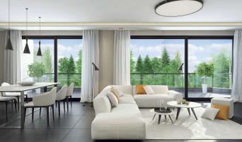 Mont-Saint-Aignan programme immobilier neuve « Les Terrasses du Golf » en Loi Pinel  (3)
