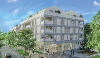 Neuilly-sur-Marne programme immobilier neuve « Centr'All »