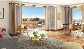 Neuilly-sur-Marne programme immobilier neuve « Centr'All »  (2)