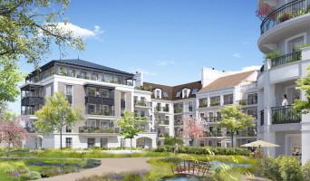 Le Blanc-Mesnil programme immobilier rénové « Le Clos Duroy » en loi pinel